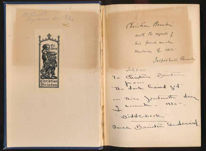 Personal Memoirs of John H. Brinton, Major and Surgeon U.S.V. 1861-1865.: BRINTON, John H.