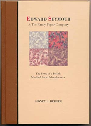 Edward Seymour & The Fancy Paper Company: The Story of a British Marbled Paper Manufacturer