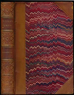 The Poetical Works of Oliver Goldsmith. With a Memoir: GOLDSMITH, Oliver