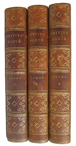 The Poetical Works of Robert Burns. With: BURNS, Robert.