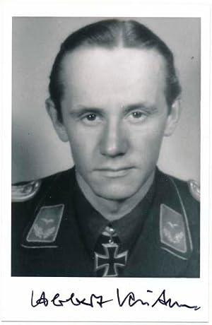 Photograph Signed: KUTSCHA, Herbert (1917-2003)