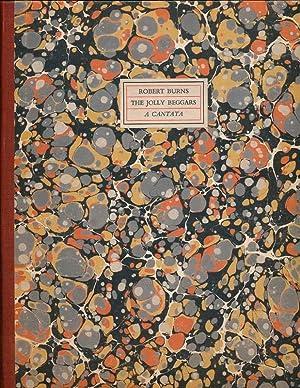 The Jolly Beggars: A Cantata.: BURNS, Robert.