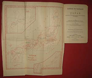 A Handbook for Travellers in Japan Including the Whole Empire from Saghalien to Formosa.: ...