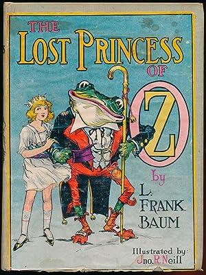 The Lost Princess of Oz.: BAUM, L. Frank.