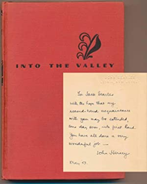 Into the Valley: A Skirmish of the Marines: HERSEY, John