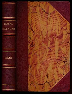 The Royal Kalendar: and Court and City Register, for England, Scotland, Ireland, and the Colonies, ...
