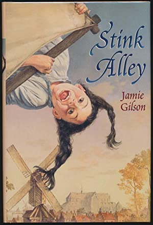Stink Alley.: GILSON, Jamie.