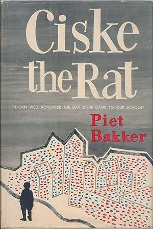 Ciske the Rat: BAKKER, Piet