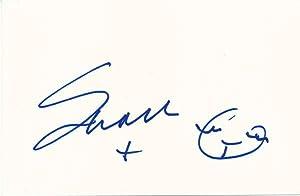Signature.: LEWIS, Shari (1934-98).