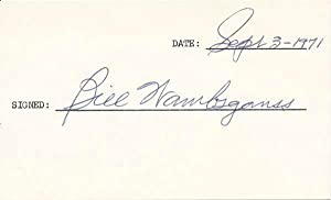 Signature.: WAMBSGANSS, William A.