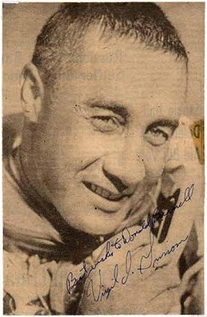 Inscribed Photograph Signed.: GRISSOM, Virgil (1926-67).