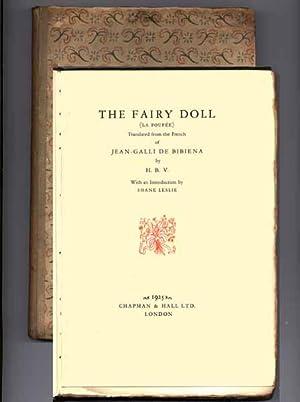 The Fairy Doll (La Poupee).: DE BIBIENA, Jean-Galli.