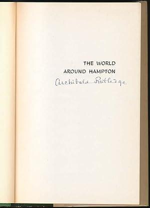 The World Around Hampton.: RUTLEDGE, Archibald.