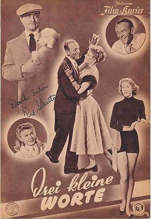 Signed Film Program.: SKELTON, Red (1913-97).