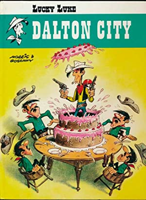 Lucky Luke: Dalton City: GOSCINNY