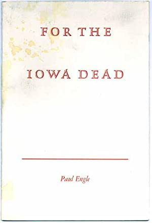 For the Iowa Dead