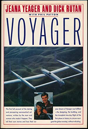 Voyager: YEAGER, Jeana, and RUTAN, Dick