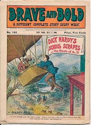 Dick Hardy's School Scrapes or, The Rivals of No. 21: REID, Robert