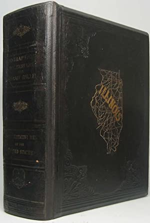 Biographical Dictionary and Portrait Gallery of the Representative Men of the United States: ...