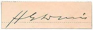 Signature: DAVIES, Henry E. (1836-94)