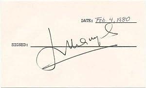 Signature: RAMPAL, Jean-Pierre (1922-2000)