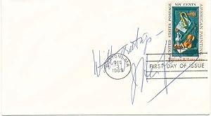 Signed First Day Cover.: HEIFETZ, Jascha (1901-87).