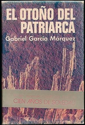 El otoño del patriarca.: GARCIA MARQUEZ, Gabriel.