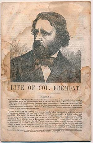 Life of Col. Fremont