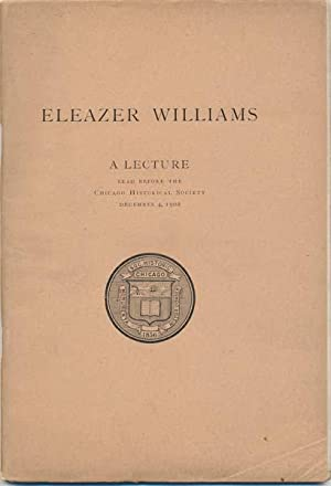 Eleazer Williams: Not the Dauphin of France