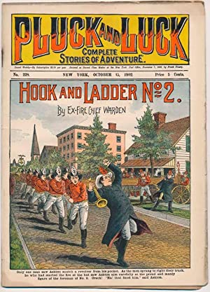 Hook and Ladder No. 2: WARDEN, Ex-Fire Chief.