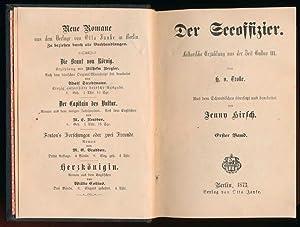 Der Seeoffizier. Historische Erzahlung aus der Zeit Gustav III.: TROLLE, H.V.