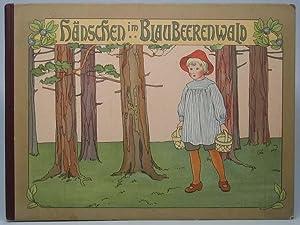 Hänschen im Blaubeerenwald. Ein Neues Bilderbuch von Elsa Beskow: BRANDT, Karsten