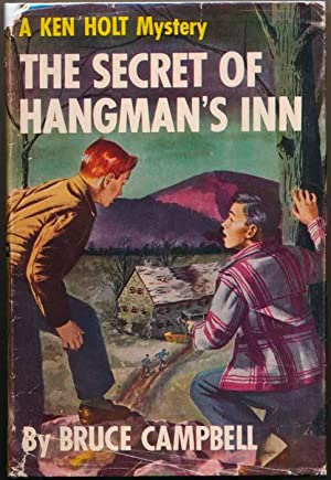 The Mystery of the Hangman's Inn.: CAMPBELL, Bruce.