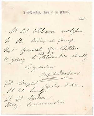 Autograph Note Signed.: d'ORLEANS, Robert (Prince Robert Philippe Louis Eugène Ferdinand of Orléans...