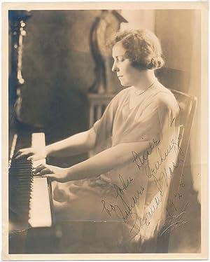 Inscribed Photograph Signed: NASH, Frances (1890-1971)