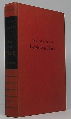 The Journals of Lewis and Clark: DeVOTO, Bernard (editor)