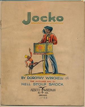 Original Book Illustration Art.: SMOCK, Nell Stolp (1896-?).