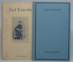 Tad Lincoln: WHIPPLE, Wayne