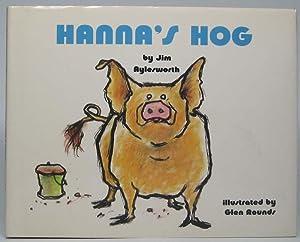Hanna's Hog.: AYLESWORTH, Jim.
