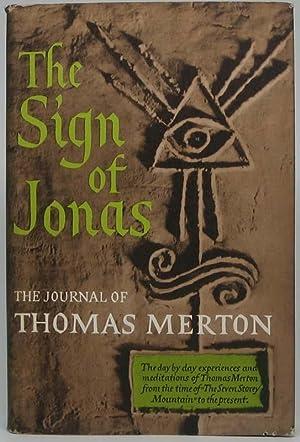 The Sign of Jonas.: MERTON, Thomas.