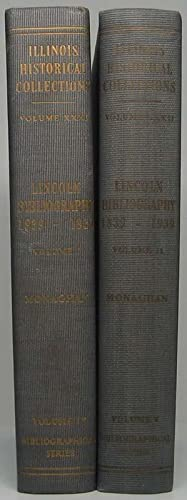 Lincoln Bibliography 1839-1939
