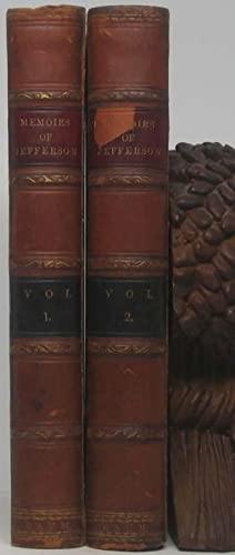 Memoirs of the Hon. Thomas Jefferson, Secretary: CARPENTER, Stephen C.
