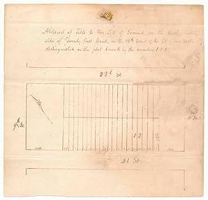Autograph Document Signed / Unsigned Portrait.: RIVINGTON, James (1724-1802).