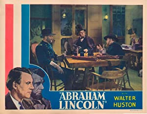 Abraham Lincoln (lobby card)
