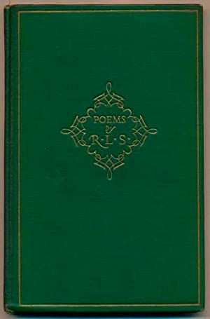 Poems by R.L.S.: STEVENSON, Robert Louis.