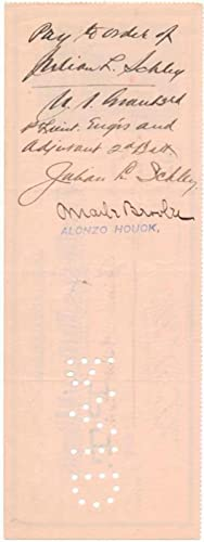Document Signed: GRANT, Ulysses S.,