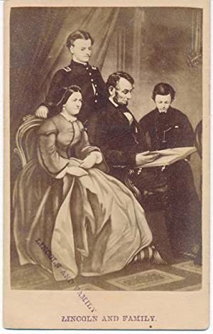 Lincoln and Family.