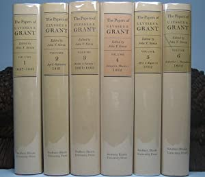 The Papers of Ulysses S. Grant: Volumes 1 - 6