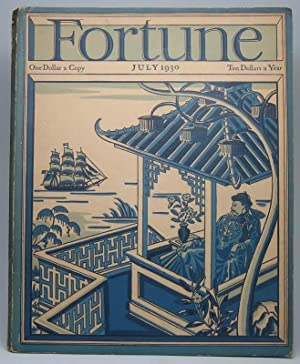 Fortune (Vol. 2, No. 1, July 1930).: LUCE, Henry R. (editor).