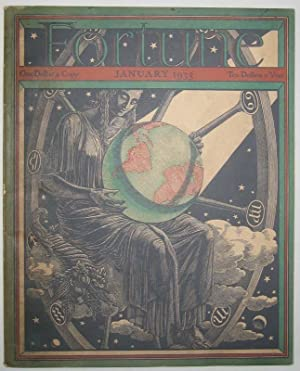 Fortune (Vol. VII, No. 1, January 1933).: LUCE, Henry R. (editor).